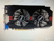 Видеокарта Asus Geforce GTX 650 ti 1gb Санкт-Петербург