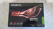 Видеокарта Gigabyte Geforce GTX 1050Ti G1 Gaming Тольятти