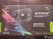 Видеокарта asus strix gaming GTX 1050TI 4GB Мичуринск