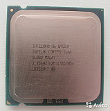 Процессор 4 ядра Intel Core Quad Q9550 Soc775 12мб Саранск