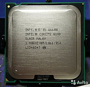 Процессор Intel Core2 Quad Q6600 Тула