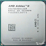 Процессор сокет Am3 AMD Athlon II X4 610e Краснодар