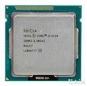 Процессор Intel Core i3-3220 3.3Ghz LGA1155 Казань