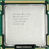 Процессор Core i3-530 Socket LGA 1156 Пермь